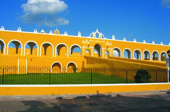 Merida to Izamal Full-Day City Tour...