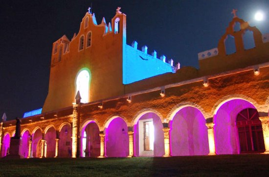 Izamal City Tour med Light and Sound ...