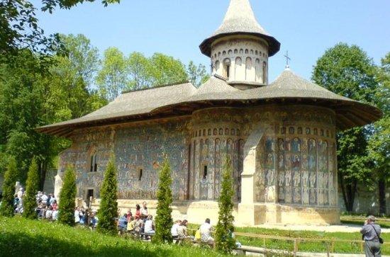 Iasi Unesco Heritage Tour i Bucovina