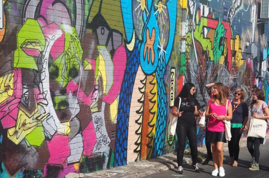 Sydney Street Art Walking Tour vanuit ...