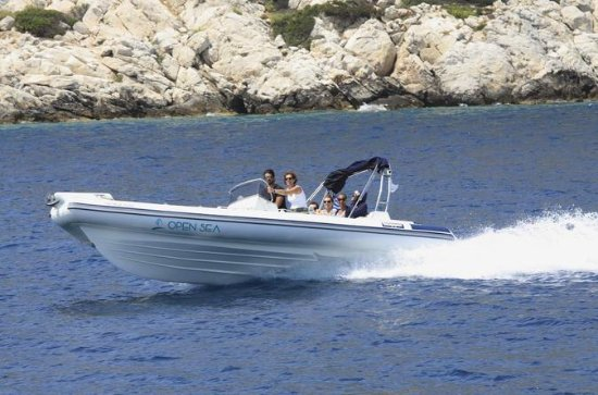 Full-Day RIB Boat Tour of Aegina...