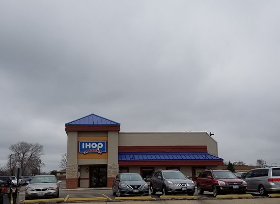 IHOP: the place