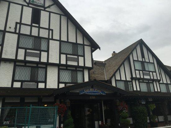 BEST WESTERN PLUS Abercorn Inn: Front of Hotel