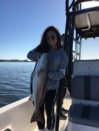 Boca Grande, Flórida: Big Redfish