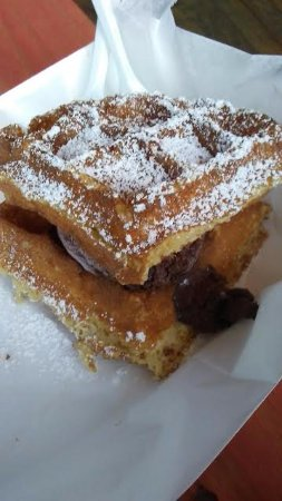 Boardwalk Waffles and Ice Cream