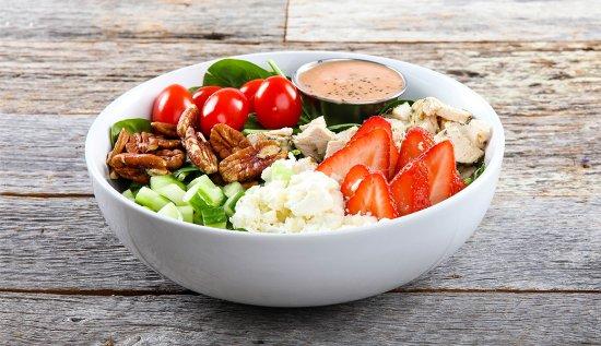 เชสเตอร์ฟีลด์, มิสซูรี่: Strawberry Spring Salad