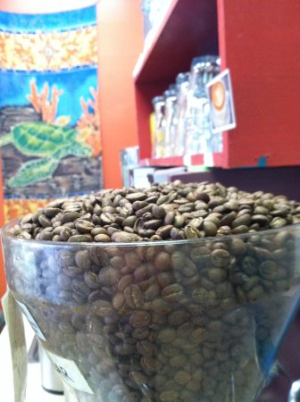 Olimpia, WA: Organic Fair Trade Coffee