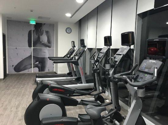 AC Hotel by Marriott Guadalajara, Mexico: Gym