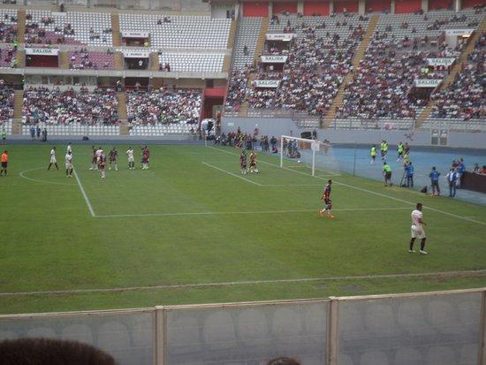 Picture of estadio nacional del peru lima for Puerta 9 del estadio nacional de lima