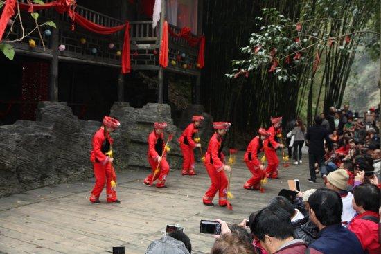 Yichang, Cina: Wedding ceremony