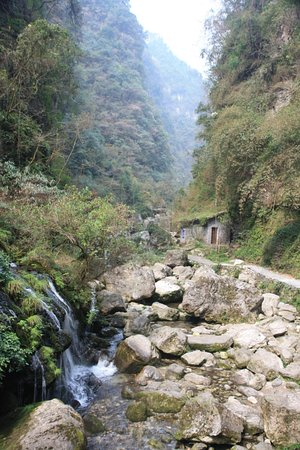 Yichang, Cina: Valley