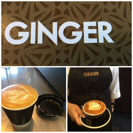 Richmond, New Zealand: Takeaway coffees available