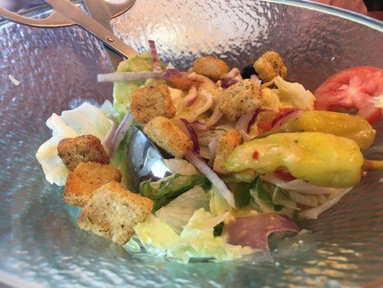 Βιέννη, Βιρτζίνια: Salad bowl