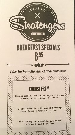 Bolton, Canada: The Breaki Specials