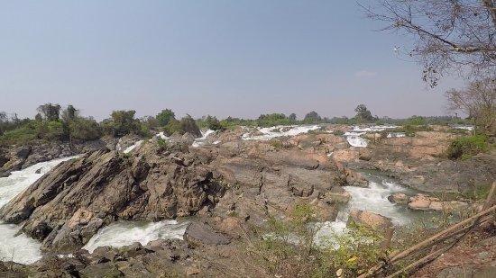 Si Phan Don : li phi falls