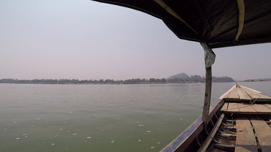 Champasak Province, Laos: looking for Irrawaddy