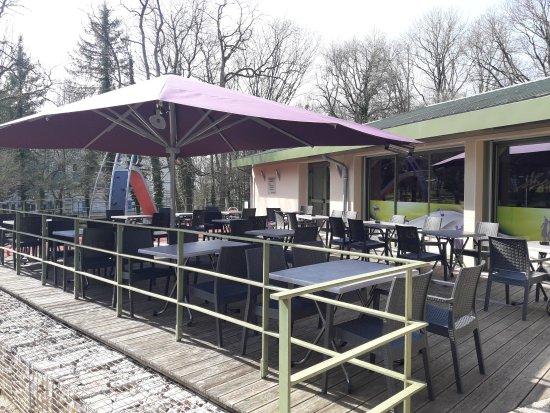 Bar-le-Duc, France: Superbe terrasse  !!!
