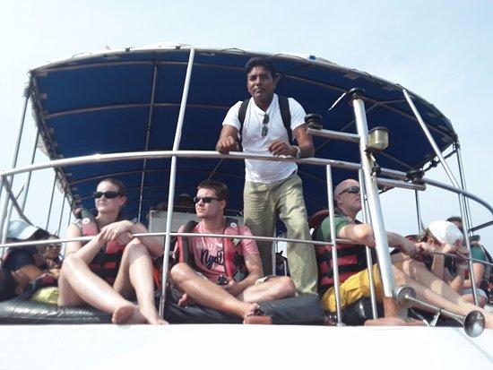 Τανγκάλε, Σρι Λάνκα: Mariska wale watching