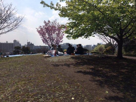 Meguro, Japan: Saigoyama Park