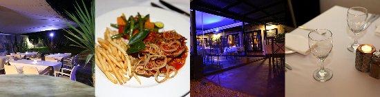 Vergelegen Restaurant: Collage Restaurant