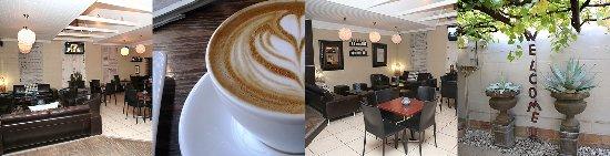 Vergelegen Restaurant: Collage Coffee shop