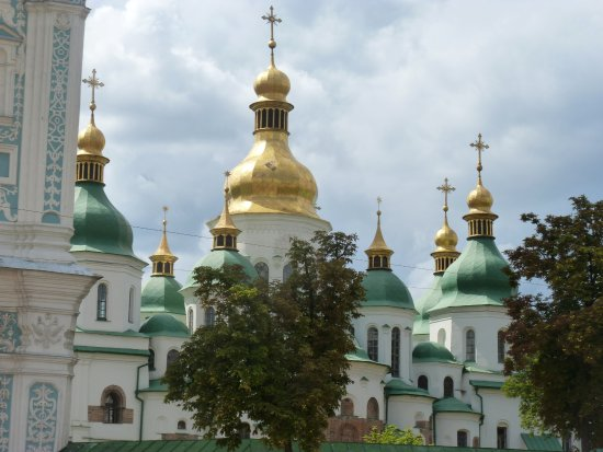 Photo of Monument / Landmark Saint Sophia Cathedral at 24 Volodymyrska Str, Kiev, Ukraine