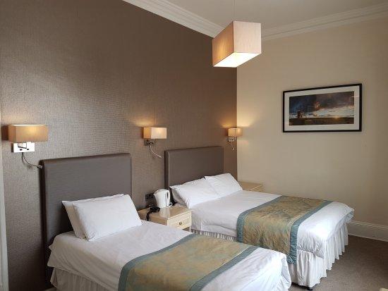 Victoria Park Lodge : Family Room 2 Bed ( Sleeps 3)