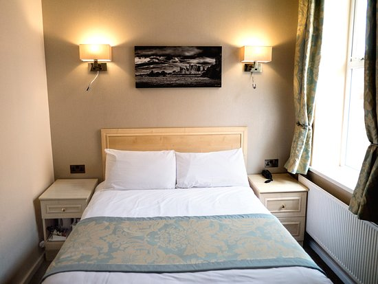 Victoria Park Lodge : Double Room