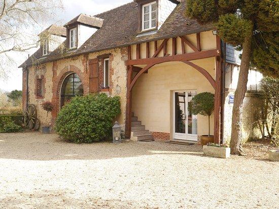 Thibivillers, France : Grange