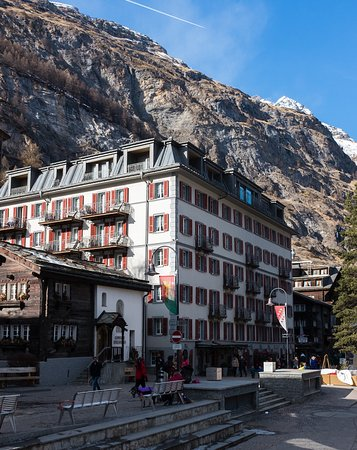 Hotel Monte Rosa: Monte Rosa Hotel in Zermatt, Switzerland