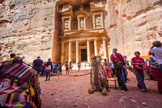 Booking Jordan Tours
