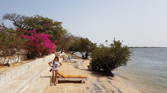 Mar Lodj, Senegal: plage