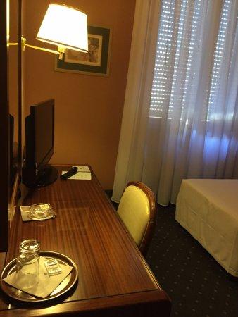 Hotel Bristol Milano - dettaglio
