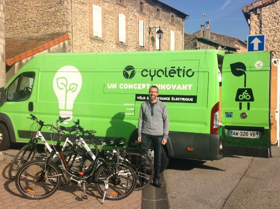 Cycletic Rental Service