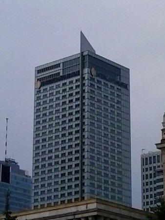 InterContinental Hotel Warsaw: Intercontinental Warsaw
