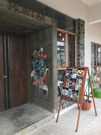 Mortar Cafe Lounge