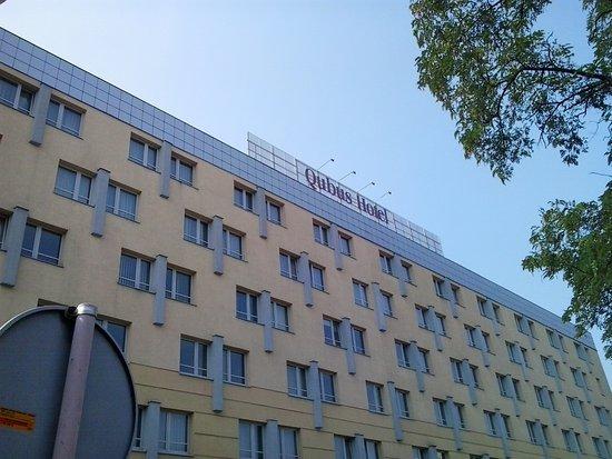 Glogow, Polonia: Qubus Hotel (dawny Hotel Kasztelański)