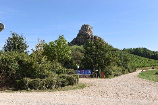 Solutre-Pouilly, France: Roche de Solutré