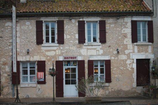 Sourzac, Francja: Le bistrot est ouvert tous les midis du lundi au vendredi (sauf le mercredi)