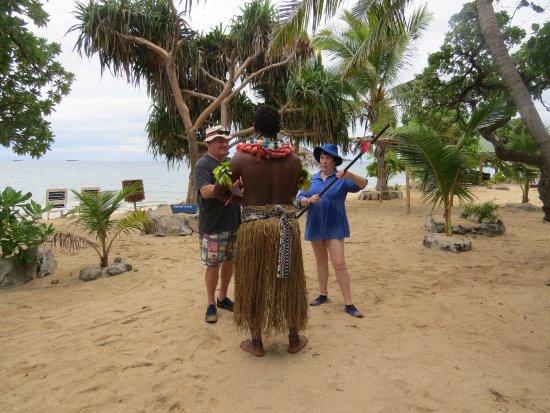 デナラウ島 Picture