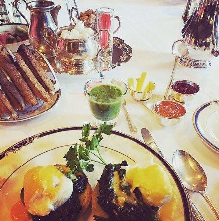 Hayfield Manor Hotel: Hayfield Manor Breakfast...