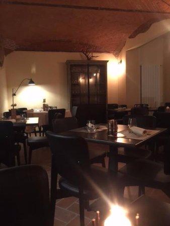 Oleggio, Włochy: Saletta ristorante