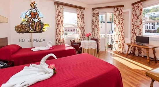Maga hotel bewertungen fotos preisvergleich puerto de - Hotel maga puerto de la cruz ...