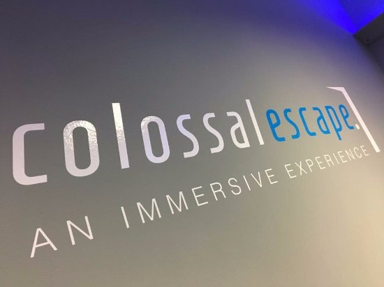 Colossal Escape Virtual Reality