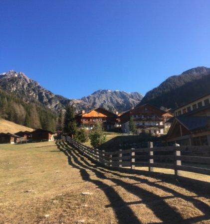St.Lorenzen, Austria: Almwellness-Resort Tuffbad