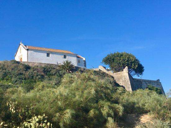 Vila Nova de Cacela, Portugal: Vista a partir da ria.
