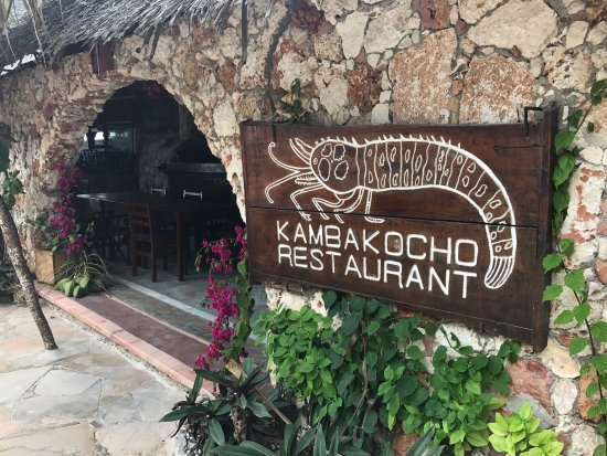 Foto de Kambakocho Bar & Beach Restaurant