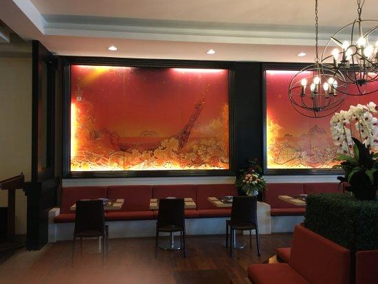 Aonang Cliff Beach Resort: Lobby at Tower 1