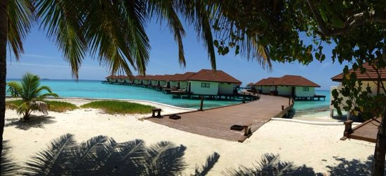 Alimathaa Island: paradiso in terra