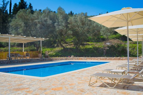 Pool - Picture of Gea Villas Lefkada, Lefkada - Tripadvisor